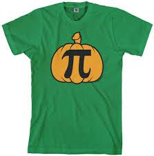 halloween t shirts for men threadrock men u0027s pumpkin pi t shirt geek funny halloween nerd ebay