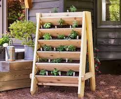 Herb Garden Pot Ideas Herb Garden Planter Gardening Guide Wooden Herb Garden Planters