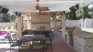 outdoor kitchen outdoor fireplace in fresno ca rfmc the