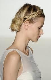 Hochsteckfrisurenen Einfach Geflochten by Hochsteckfrisuren Für Mittellange Haare Erdbeerlounge De