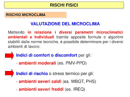 microclima uffici il microclima 礙 il complesso ppt scaricare