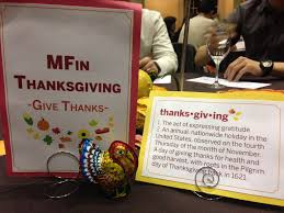 first thanksgiving holiday mfin class of 2016 17 mit sloan of management