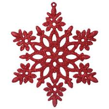 snowflake decorating ornaments 0 88 shopping