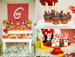 Mickey Mouse Party Theme Decorations - 219 best mickey minnie mouse party theme images on pinterest