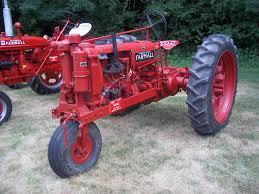 f series tractor from 1930s international farmall pinterest