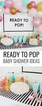 themed baby shower ready to pop baby shower baby shower themes theme ideas and babies