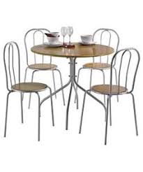 Miami Black Glass Dining Table And  Chairs Breakfast Set Argos - Argos kitchen tables