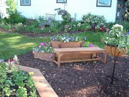 Diy Garden Bed Ideas How To Build Raised Flower Beds Ideas Design Idea And Decors