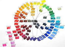 color wheel paint chart find this pin and more on ellesheart art