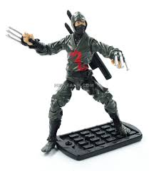g i joe retaliation dark ninja in hand action figure images