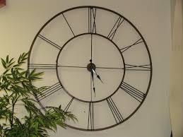 Modern Wall Clocks Home Design 79 Breathtaking Large White Wall Clocks