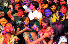 what is the holi festival and why is it celebrated by throwing