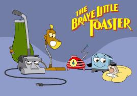 Brave Little Toaster Radio The Toaster Crew By Tornadoweirdo On Deviantart