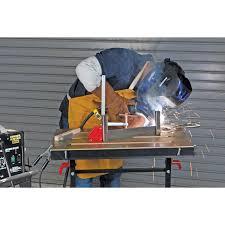 harbor freight welding table adjustable steel welding table welding table and wood working
