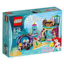 amazon com lego ariel and the magical spell 41145 building kit