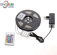 Dimmable Led Strip Lights Warm White 5m 300 Units 5050 Leds 12 24v Dimmable Flexible Led
