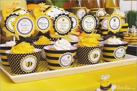 bumblebee decorations bumble bee decorations for a baby shower cairnstravel info