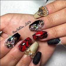 74 best bling bling nails art images on pinterest bling nails