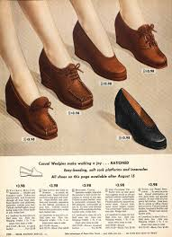 I Love Comfort Shoes At Sears Campus Inspired Vintage Fashions For Fall By Gum By Golly