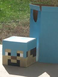 little house in colorado minecraft halloween costume
