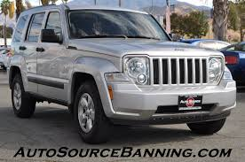 2012 jeep liberty type 2012 jeep liberty 4x4 sport 4dr suv in banning ca auto source