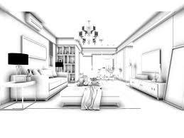 family living room restaurant design 3d model rooms