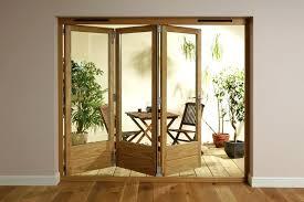 Folding Glass Patio Doors Prices by 3 Panel Sliding Patio Doors U2013 Smashingplates Us