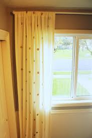 how to hang curtains a basic guide
