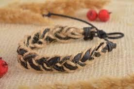 designer modeschmuck lederarmband damen handmade designer modeschmuck armband