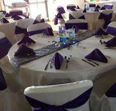 renting table linens the table guys wedding party rentals table chair rental