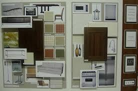 Interior Design Material Board by Creed Student Work Lisiane D U0027amico