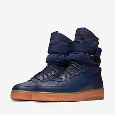 Nike Air Force One Comfort Nike Air Force One Athletic Shoes For Men Ebay