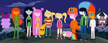 Halloween Monster List Wiki by Image Adventure Time Halloween By Zenzatsionen D5ju7ys Jpg