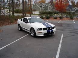Silver Mustang With Black Stripes Satin Silver With White Racing Stripes Yes Or No Page 3