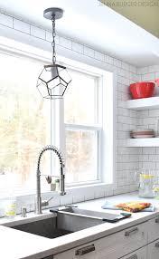 choosing paint colors for an open floor plan kitchen renovation details jenna burger