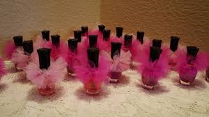 nail polish favors ballerina baby shower ballerina baby shower