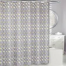 Grey Shower Curtains Fabric 49 Best Shower Curtains For Downstairs Bath Images On Pinterest