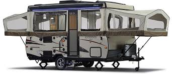 Seeking Series Trailer Cer Rvs For Sale In Ohio Specialty Rv Sales