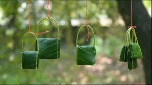 make amazing mango leaf bags kids will love this youtube