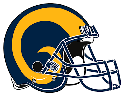 file nfl rams classical helmet svg wikipedia