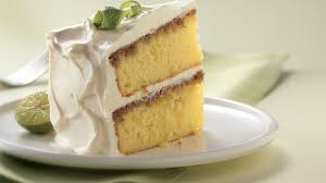 key lime cream cake recipe bettycrocker com