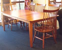 Shaker Dining Room Set Shaker Table And Chairs Relaxing