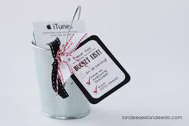 gift idea list landeelu