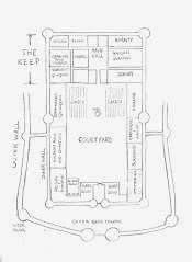 medieval castle floor plans castle floor plans