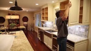 kitchen refinishing sacramento a construction pro youtube