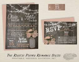 jar wedding invitations best 25 jar wedding invitations ideas on
