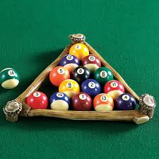 pool table accessories amazon pool ball rack