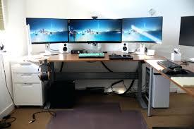 computer desks computer desk gaming station for sale plans
