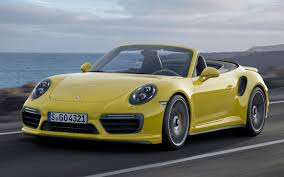porsche sedan convertible a brief history of the porsche 911 turbo cars