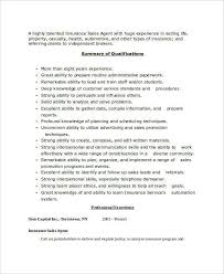 Insurance Sales Resume Sample Insurance Agent Resume Smart Insurance Sales Manager Resume